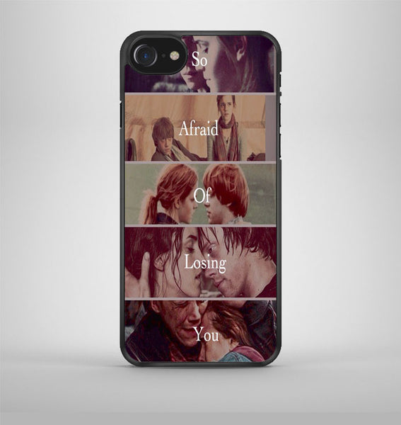 Ron And Hermione Quote iPhone 7 Case Avallen