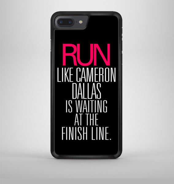 Run Like Cameron Dallas iPhone 7 Plus Case Avallen