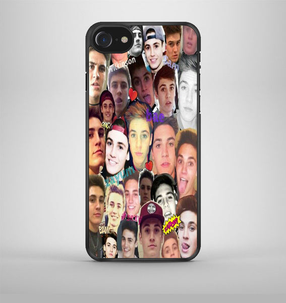 Sam Wilkinson Collage iPhone 7 Case Avallen