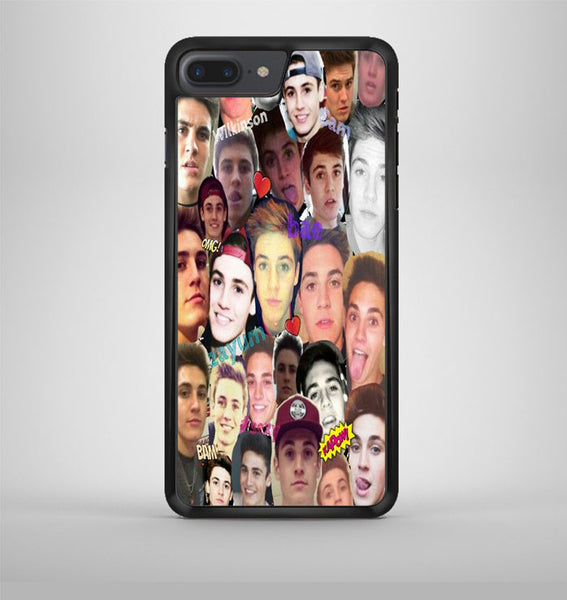 Sam Wilkinson Collage iPhone 7 Plus Case Avallen