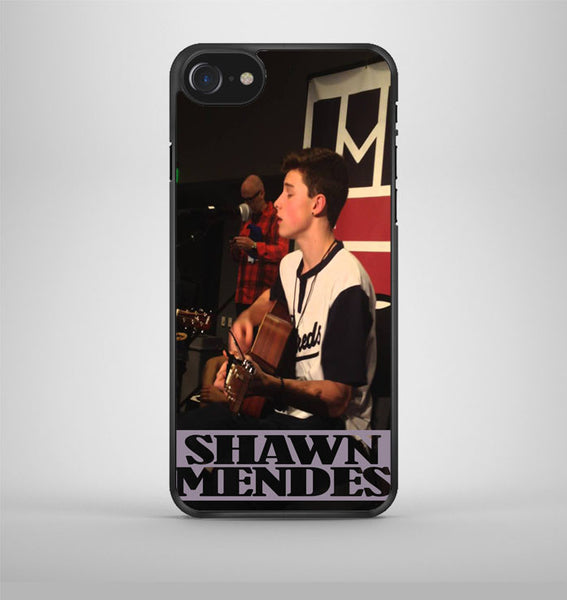 Shawn Mendes Performing Art iPhone 7 Case Avallen