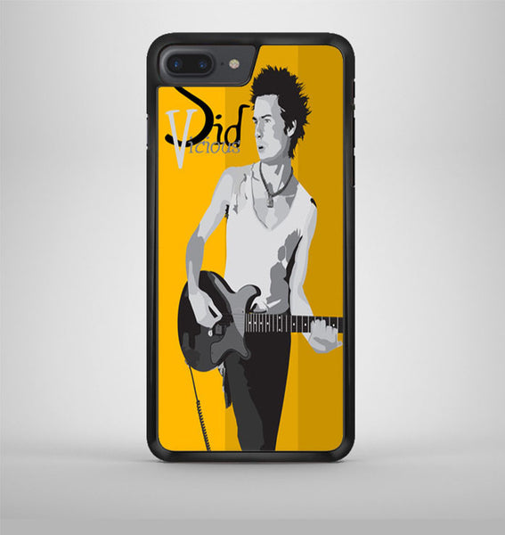 Sid Vicious Sex Pistols Punk Rock iPhone 7 Plus Case Avallen