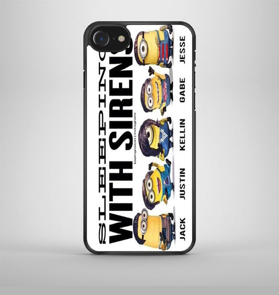 Sleeping With Sirens Minion iPhone 7 Case Avallen