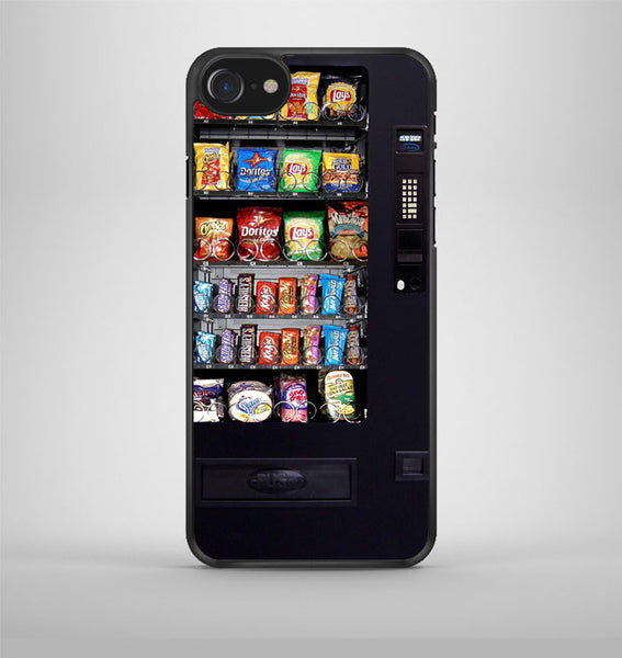 Snacks Vending Machine iPhone 7 Case Avallen