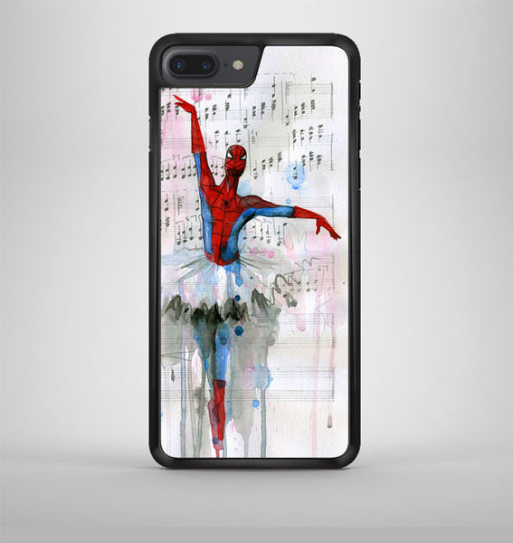 Spiderman Ballet iPhone 7 Plus Case Avallen