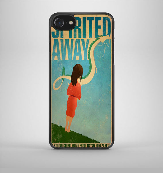 Spirited Away Poster Studio Ghibli iPhone 7 Case Avallen