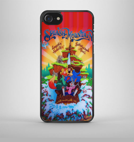 Splash Mountain iPhone 7 Case Avallen