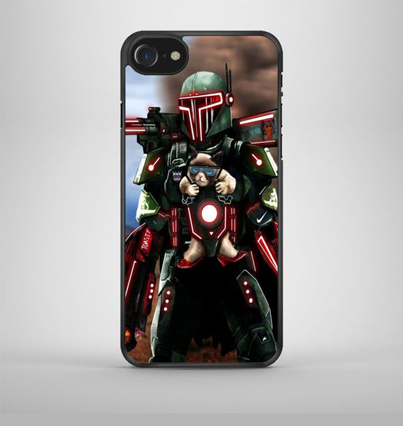 Star Wars Darth Vader Typograph iPhone 7 Case Avallen