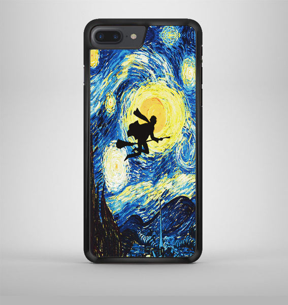 Starry Night With Harry Potter iPhone 7 Plus Case Avallen