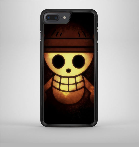 Straw Hat Pirate Logo iPhone 7 Plus Case Avallen