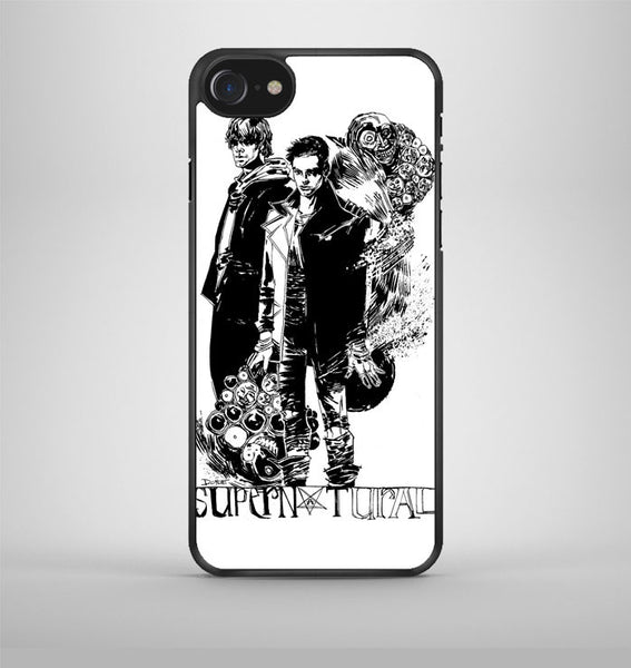 Supernatural art 2 iPhone 7 Case Avallen