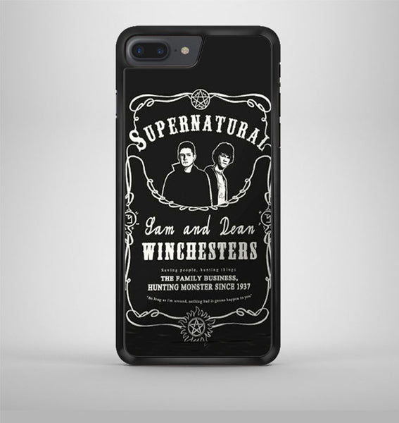 Supernatural Sam Dean iPhone 7 Plus Case Avallen