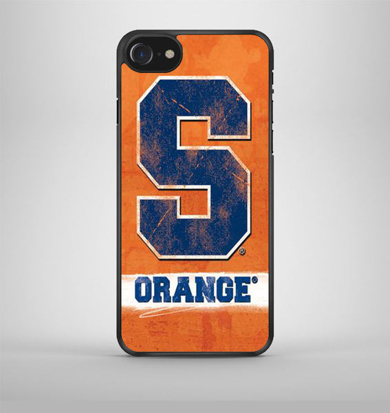 Syracuse Orange iPhone 7 Case Avallen