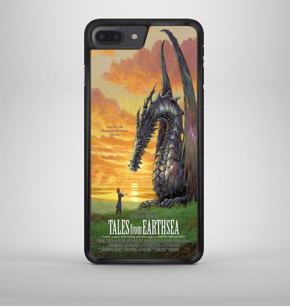 Tales From Earthsea iPhone 7 Plus Case Avallen