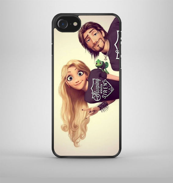 Tangled Rapunzel Punk Love Pierce The Veil 2 iPhone 7 Case Avallen