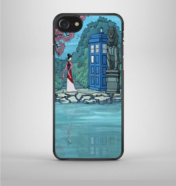 Tardis Mulan iPhone 7 Case Avallen