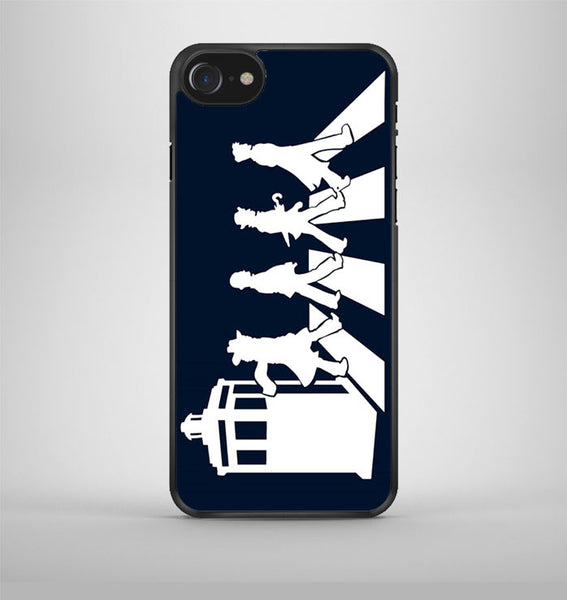 Tardis The Beatles Dr Who iPhone 7 Case Avallen