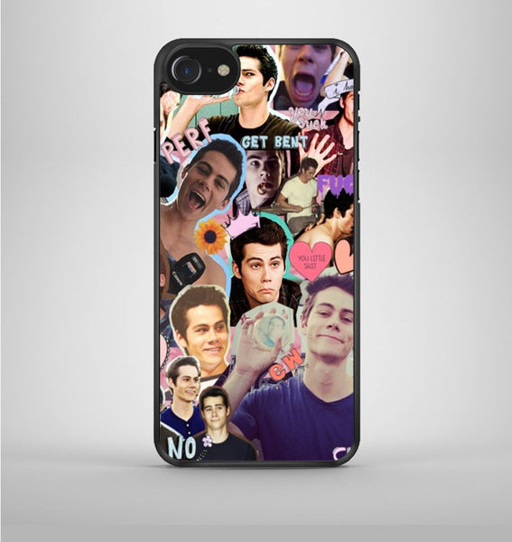 Teen Wolf Dylan Obrien Collage iPhone 7 Case Avallen