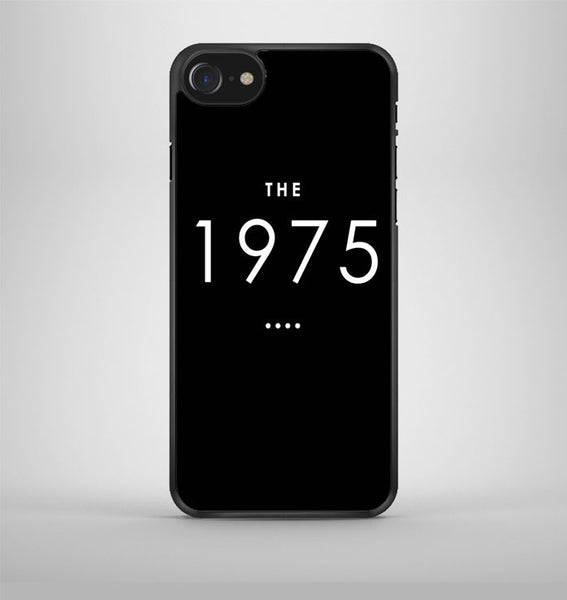 The 1975 Band Black iPhone 7 Case Avallen