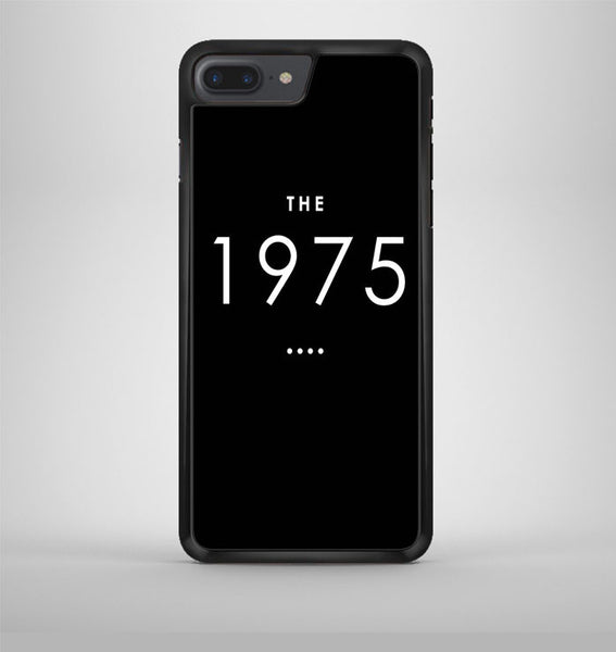 The 1975 Band Black iPhone 7 Plus Case Avallen