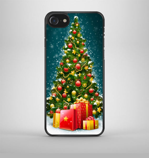 The Christmas tree 2 iPhone 7 Case Avallen