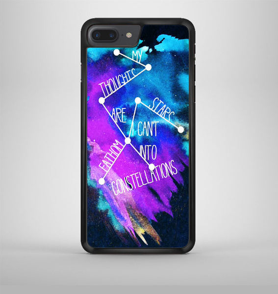 The Fault In Our Stars Quote 2 iPhone 7 Plus Case Avallen