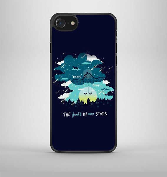 The Fault in Our Stars Quotes iPhone 7 Case Avallen
