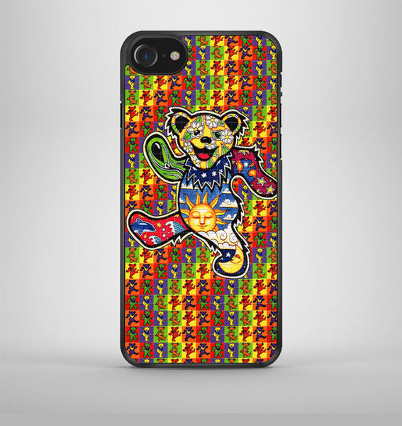 The Grateful Dead Dancing Bear iPhone 7 Case Avallen
