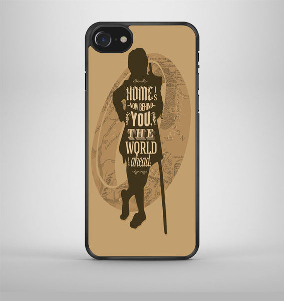 The Hobbit World iPhone 7 Case Avallen