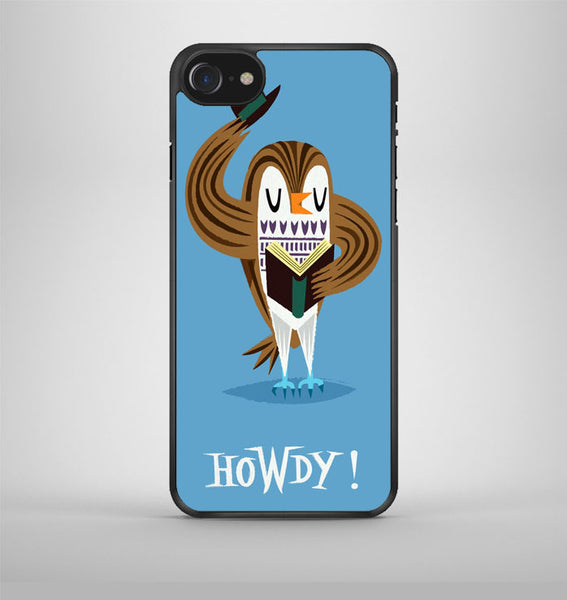 The Howdy Owl iPhone 7 Case Avallen