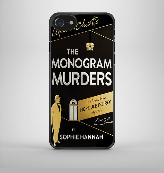 The Monogram Murders iPhone 7 Case Avallen