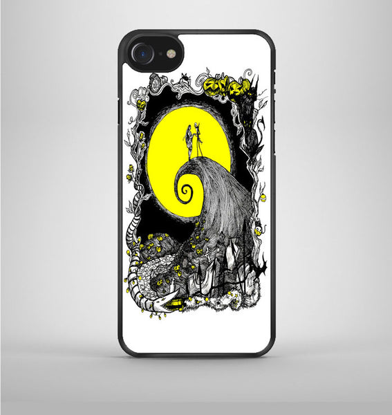 The Nightmare Before Christmas Frame 2 iPhone 7 Case Avallen