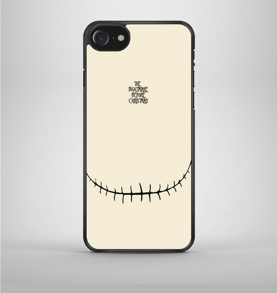 The Nightmare Before Christmas Smiley iPhone 7 Case Avallen
