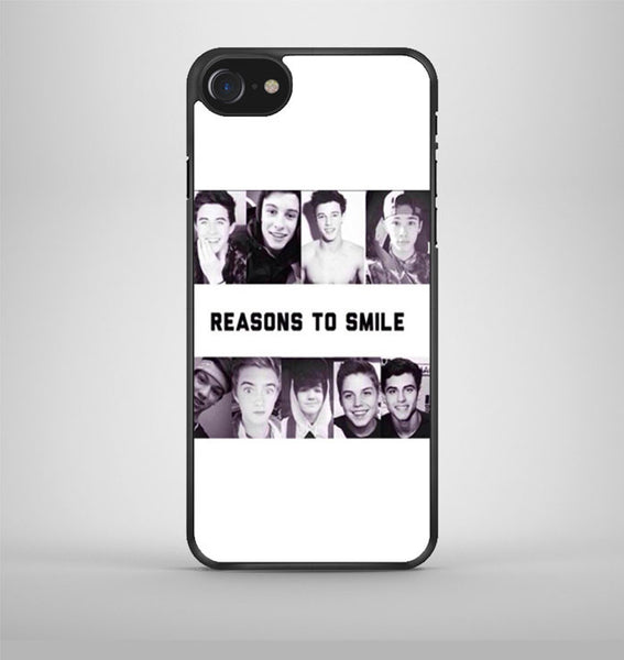 The Viners Collage Photos Cover iPhone 7 Case Avallen