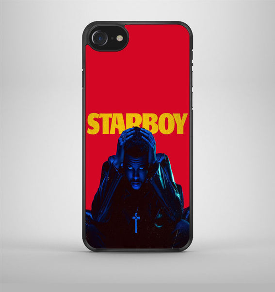 The Weeknd Starboy iPhone 7 Case Avallen