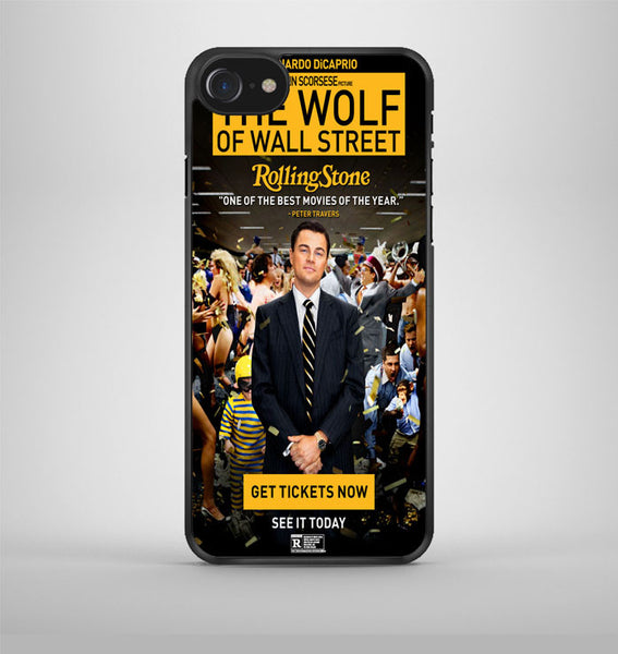 The Wolf of Wall Street iPhone 7 Case Avallen