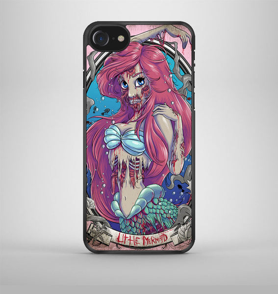 The Zombie Mermaid Princess iPhone 7 Case Avallen