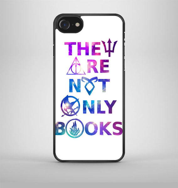 They Are Not Only Books 2 iPhone 7 Case Avallen