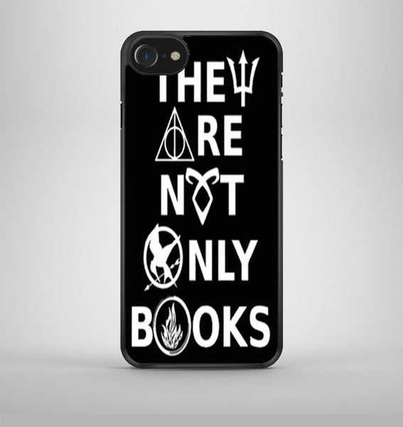 They Are Not Only Books iPhone 7 Case Avallen