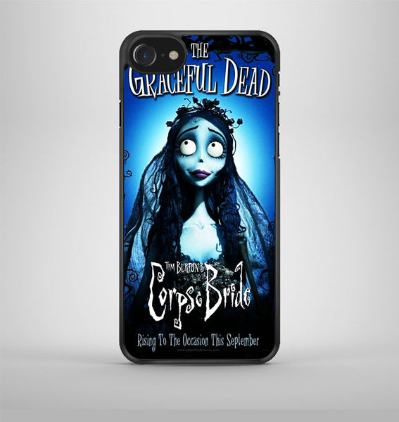 Tim Burton Corpse Bride Cover iPhone 7 Case Avallen