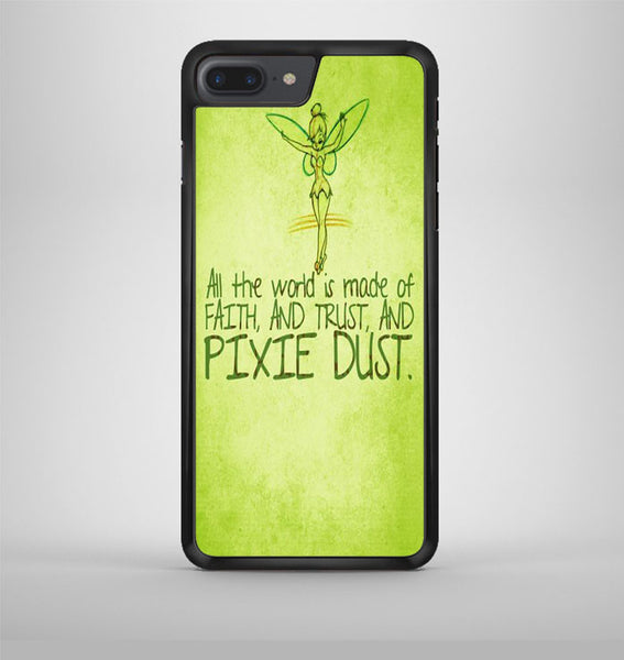 Tinkerbell Pixie Dust Quotes iPhone 7 Plus Case Avallen
