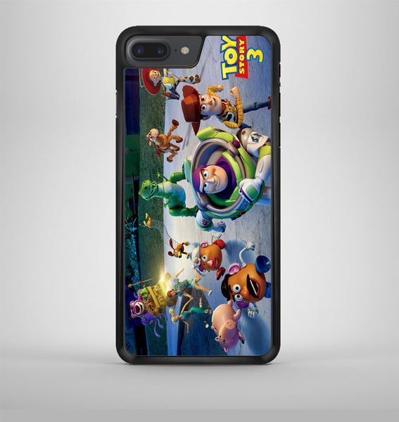 Toy Story Series 3 iPhone 7 Plus Case Avallen