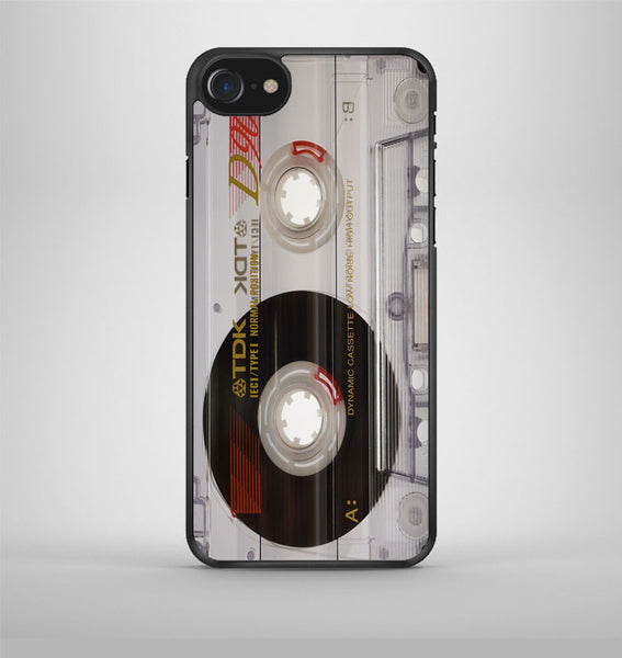 Transparent Cassette Tape iPhone 7 Case Avallen