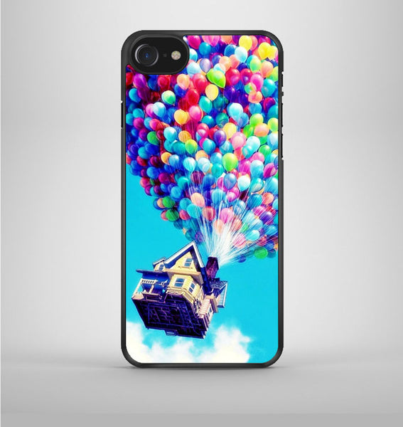 Up Balloons iPhone 7 Case Avallen