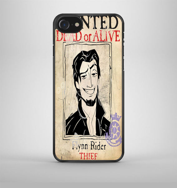 Wanted Flynn Rider iPhone 7 Case Avallen