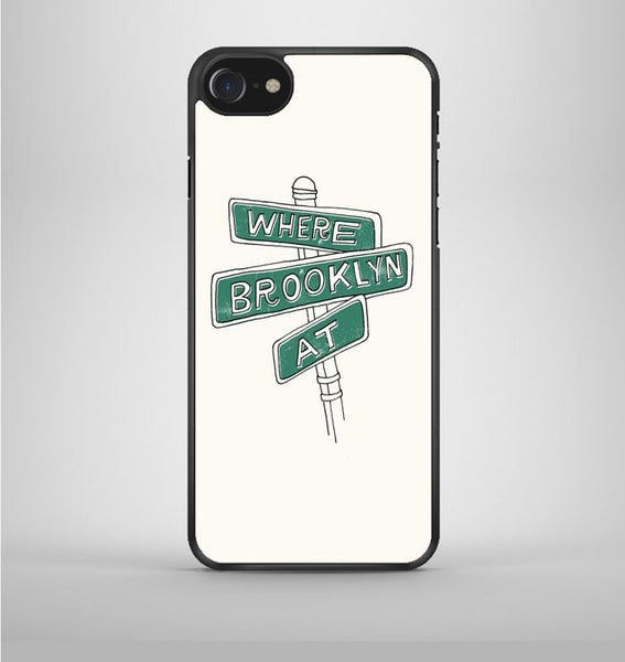 Where Brooklyn At iPhone 7 Case Avallen
