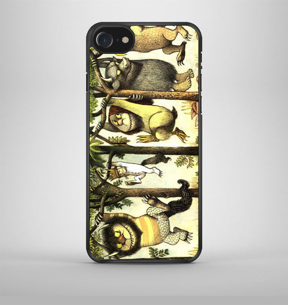 Where the wild things 2 iPhone 7 Case Avallen