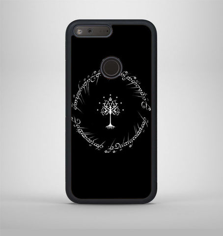 White Tree Lord Of The Ring Quotes Google Pixel Case AV
