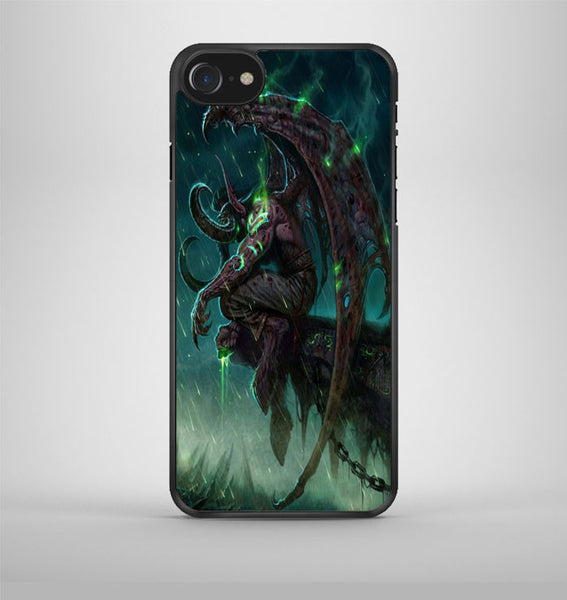 World of Warcraft Illidan Terorblade iPhone 7 Case Avallen