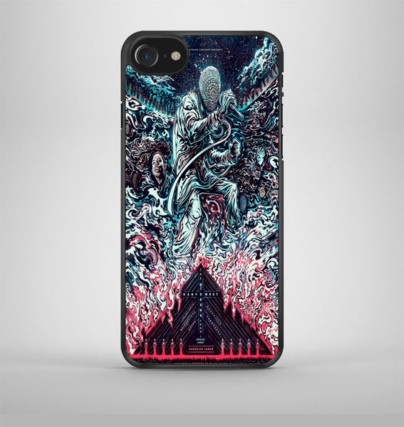 Yeezus iPhone 7 Case Avallen